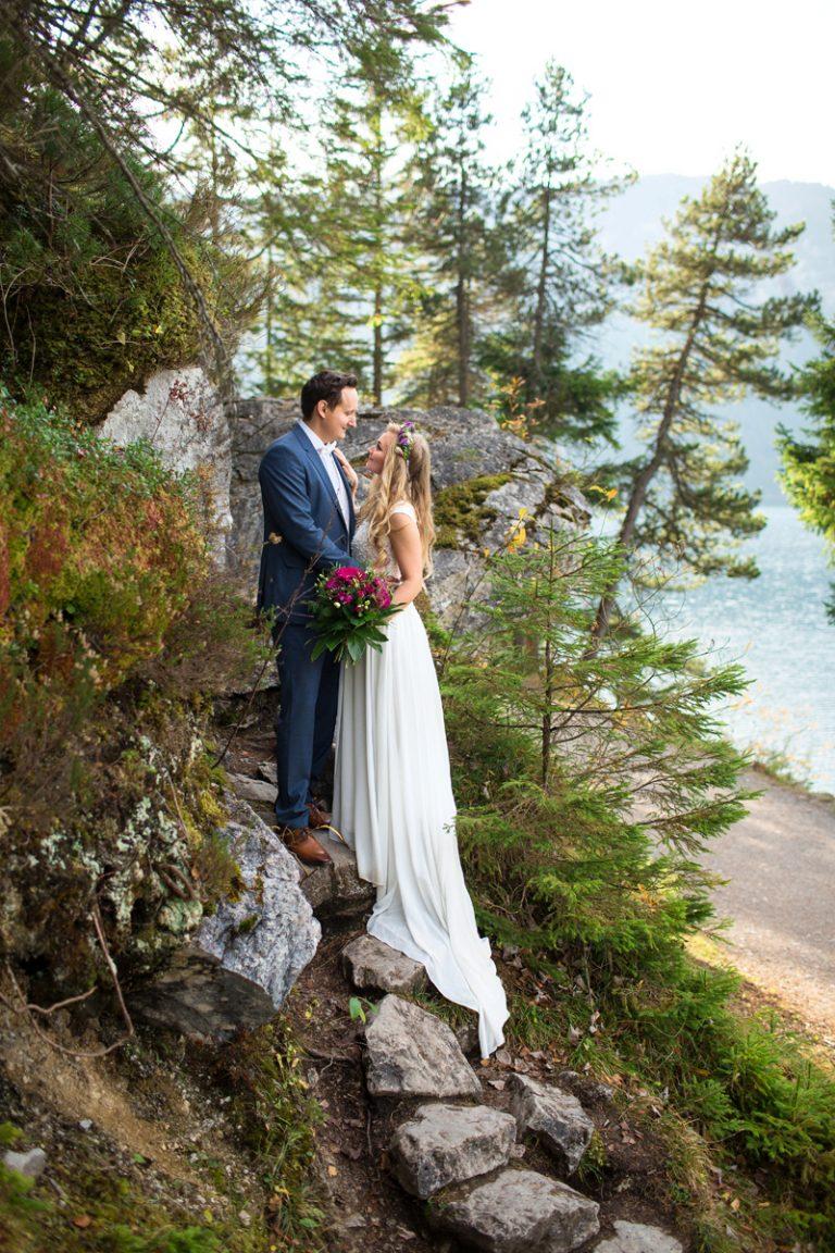 Hochzeitspaarshooting am See-4