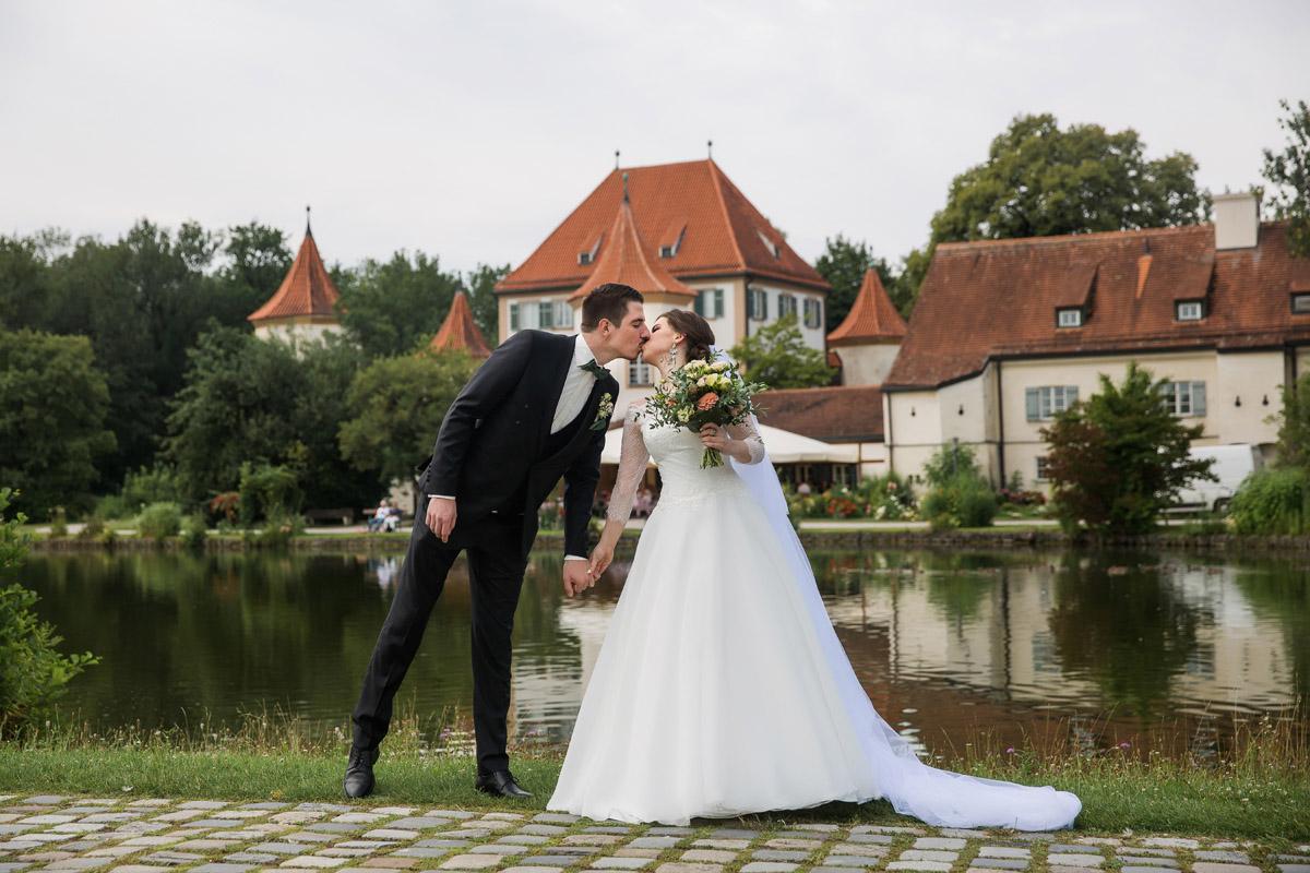 Hochzeitsreportage Schloss Blutenburg
