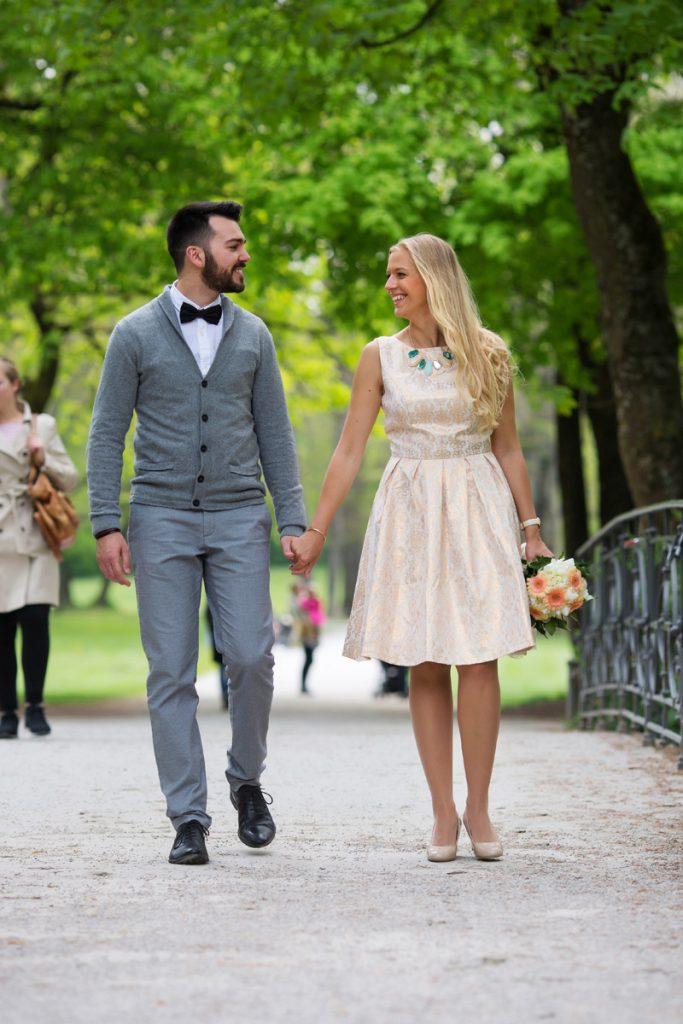 Standesamtliche Hochzeit München