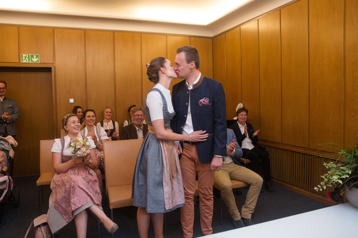 Hochzeit München Standesamt