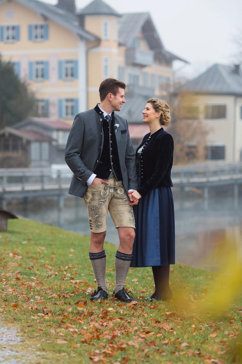 Hochzeit am Tegernsee