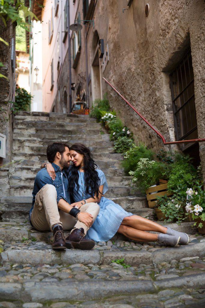 Paarfotoshooting Italien