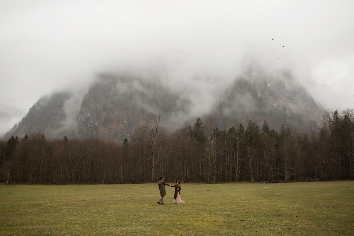 Paarshooting am Königssee